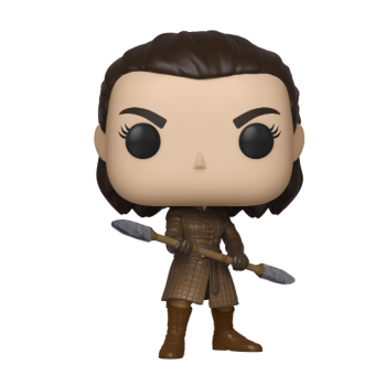 Funko POP! Game of Thrones - Arya w/Two Headed Spear Vinyl Figure 10cm