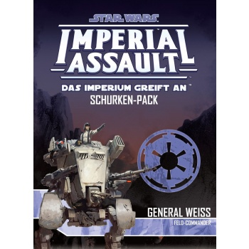 FFG - Star Wars: Imperial Assault General Weiss - DE