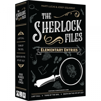 Sherlock Files Elementary Entries - EN
