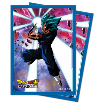 UP - Deck Protector Sleeves - Dragon Ball Super V2 (65 Sleeves)