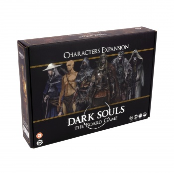Dark Souls: The Board Game - Character Expansion - EN