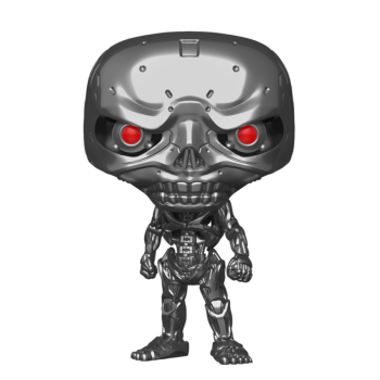 Funko POP! Terminator Dark Fate - REV-9 Vinyl Figure 10cm