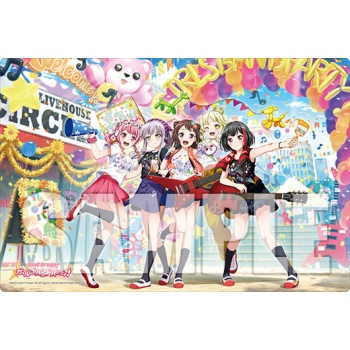 Bushiroad Rubbermat Collection Extra Vol.152 Girls Band Party! Garupa Starlight Fes 2019 Event Exclusive Supplies