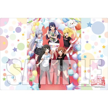 Bushiroad Rubbermat Collection Extra Vol.158 Opera Revue Starlight-Re LIVE Garupa Starlight Fes 2019 Event Exclusive Supplies