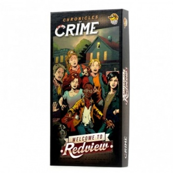 Chronicles of Crime - Welcome To Redview - EN