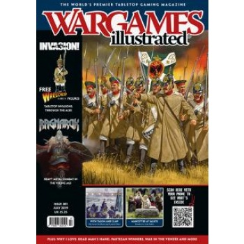 Wargames Illustrated 381 July 2019 Edition - EN