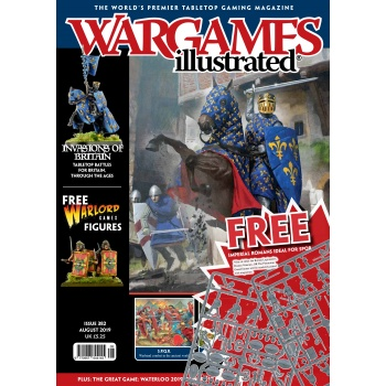 Wargames Illustrated 382 August 2019 Edition - EN