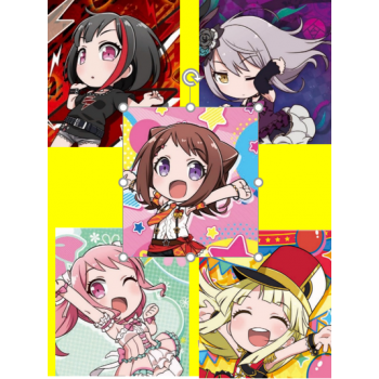 Future Card Buddyfight Ace Ultimate Booster Cross Display Vol.2 BanG Dream! Girls Band Party!☆PICO (10 Packs) - EN