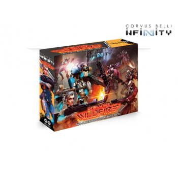 Infinity - Operation: Wildfire Battle Pack & exclusive miniature - EN