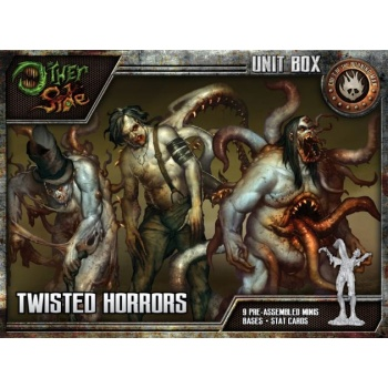 The Other Side - Twisted Horrors - EN