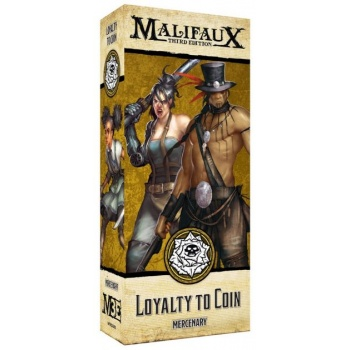 Malifaux 3rd Edition - Loyalty to Coin - EN