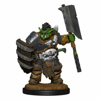 WizKids Wardlings Painted Miniatures: Orc (6 Units)