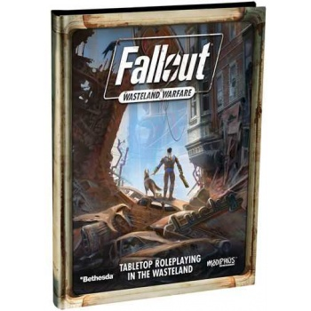 Fallout: Wasteland Warfare - Expansion Book - EN