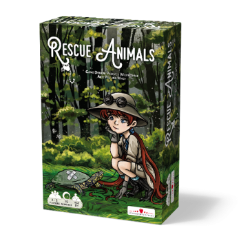 Rescue Animals - EN