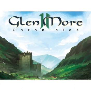 Glen More II: Chronicles Promo 1 - alternative Personen - EN