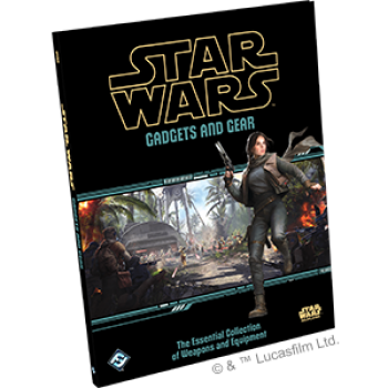 FFG - Star Wars RPG: Gadgets and Gear - EN