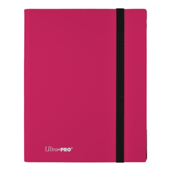 UP - 9-Pocket PRO-Binder Eclipse - Hot Pink
