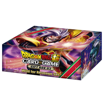 DragonBall Super Card Game - Gift Box 3 - EN