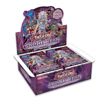 YGO - Legendary Duelists: Immortal Destiny - Booster Display (36 Boosters) - EN