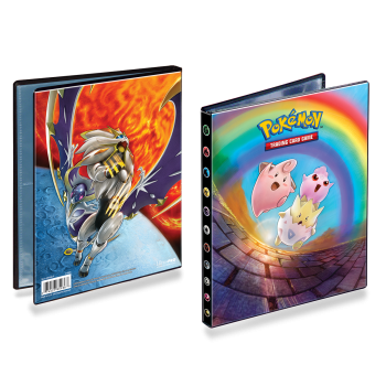 UP - 4-Pocket Portfolio - Pokemon - Sun and Moon 12