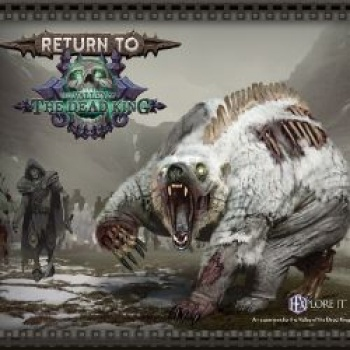 HEXplore It: The Valey of the Dead King – Return to the Valley - EN