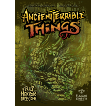 Ancient Terrible Things (2nd Edition) - EN