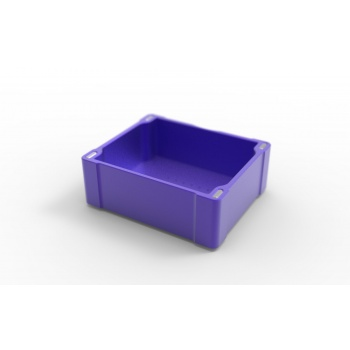 BoxGods - Cache Modular Dice Box – Purple