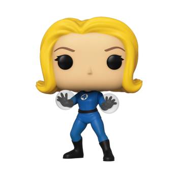 Funko POP! Fantastic Four - Invisible Girl Vinyl Figure 10cm