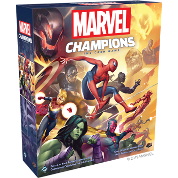 FFG - Marvel Champions: The Card Game - EN