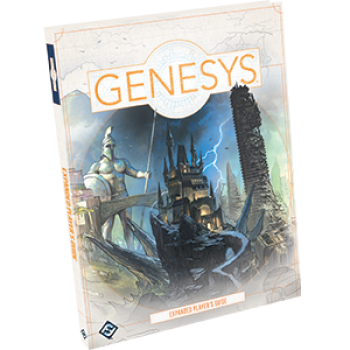 FFG - Genesys RPG Expanded Player's Guide - EN