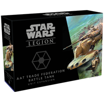 FFG - Star Wars Legion: AAT Trade Federation Battle Tank Unit Expansion - EN