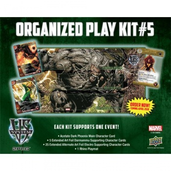 Vs System 2PCG Organized Play Kit 5 - EN