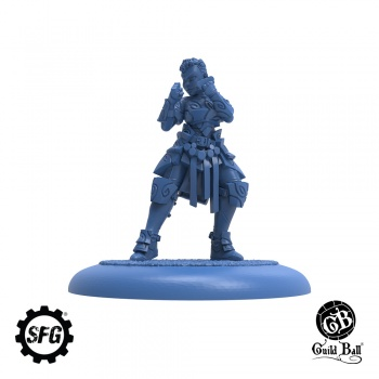Guild Ball - Champ, Mason's Guild - EN