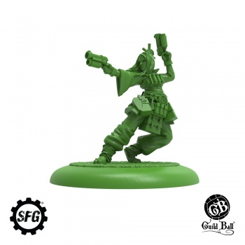 Guild Ball - Kami, Alchemist's Guild - EN