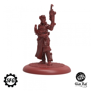 Guild Ball - Nomad, Engineer's Guild - EN
