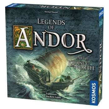 Legends of Andor: Journey to the North - EN