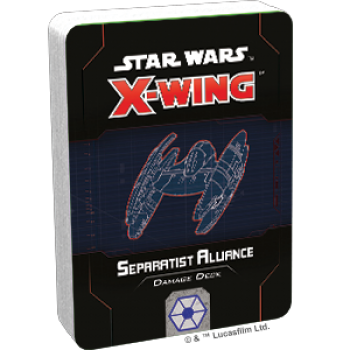 FFG - Star Wars X-Wing: Separatist Damage Deck - EN