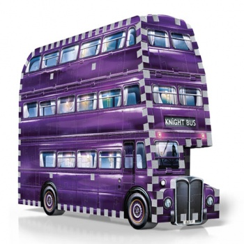 Harry Potter The Knight Bus - Wrebbit 3D puzzle