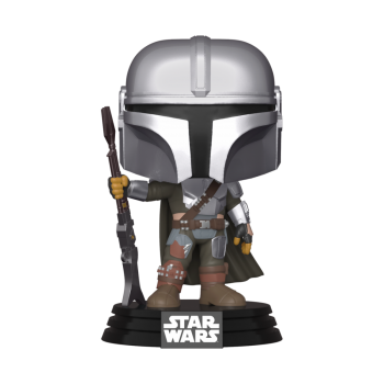 Funko POP! Star Wars: Mandalorian - The Mandalorian Vinyl Figure 10cm