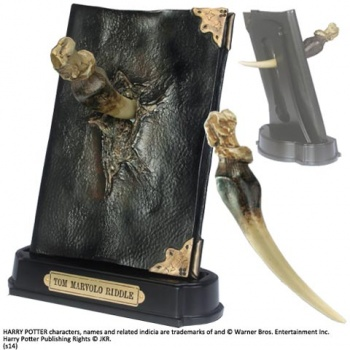 Harry Potter - Basilisk Fang and Tom Riddle Diary