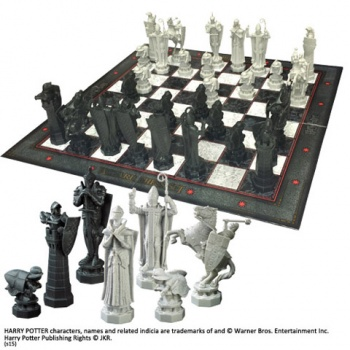 Harry Potter - Wizard Chess Set - Harry Potter