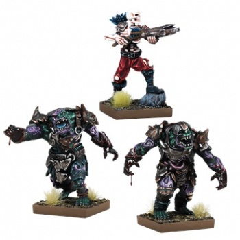 Kings of War Vanguard: Undead Reinforcement Pack - EN