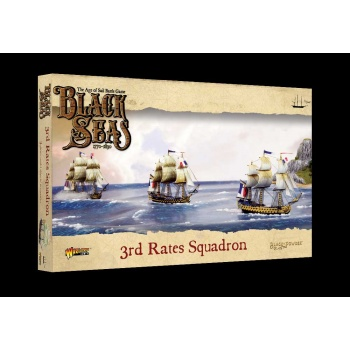 Black Seas: 3rd Rates Squadron (1770 - 1830) - EN