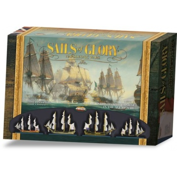 Sails Of Glory: Napoleonic Wars - Starter Set - EN