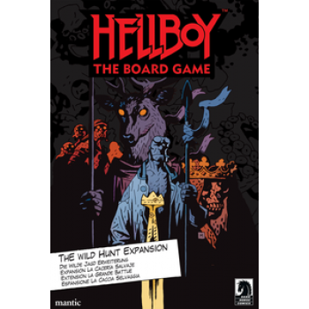 Hellboy: The Board Game - The Wild Hunt Expansion - EN