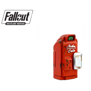 Fallout: Wasteland Warfare - Terrain Expansion: Nuka Cola Machines (2019) - EN
