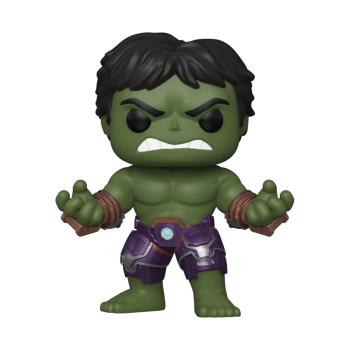 Funko POP! Avengers Game - Hulk (Stark Tech Suit) Vinyl Figure 10cm