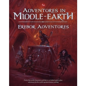Adventures in Middle Earth Erebor Adventure - EN