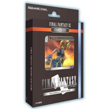 Final Fantasy TCG - Final Fantasy IX Starter Set Display (6 Sets) - EN