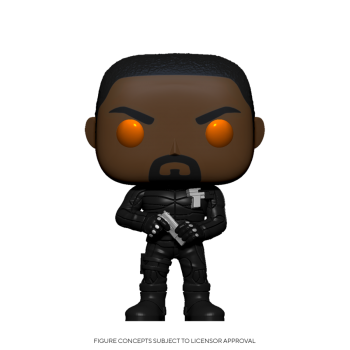 Funko POP! Hobbs & Shaw - Brixton w/ Orange Eyes Vinyl Figure 10cm